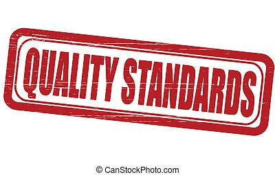 qualität, standards
