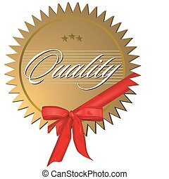 Qualitäts-Knopf