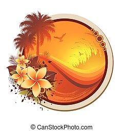 rahmen, tropische