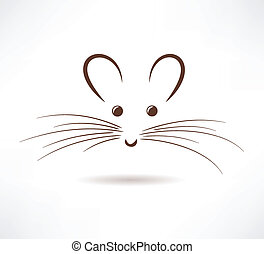 Ratten-Ikone.