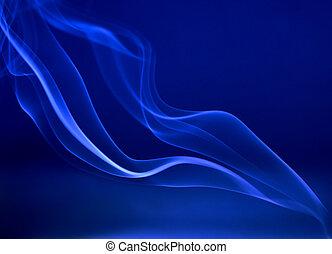 Rauchpfad abfahren