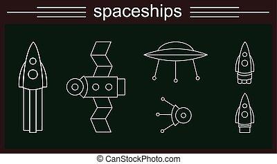 Raumschiffe 2.