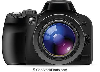 Realistische Digitalkamera
