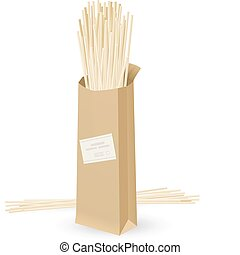 Realistische Spaghetti