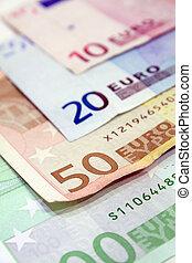 rechnungen, euro