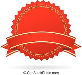 Red Blank Award Ikone.