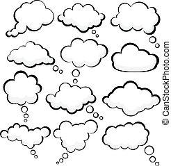 Redewolken.