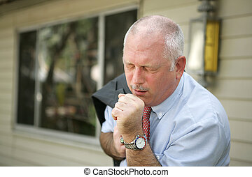 Reifer Mann - Grippesaison