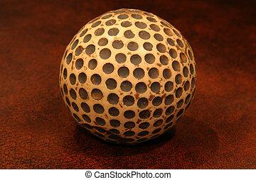 reproduktion, golf- kugel