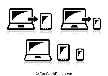 Responsive Design - Laptop, Tablet.