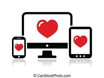 Responsive Website Design Ikone