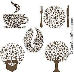 Restaurant-Ikonen
