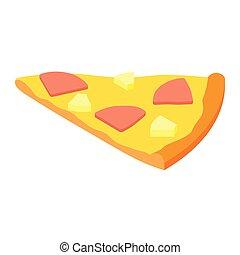 restaurants, pizza, hawaiianer, pizzerias., oder