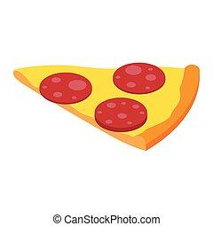 restaurants, salami, pizza, pizzerias., oder