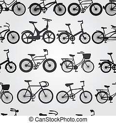 Retro Bike Hintergrund