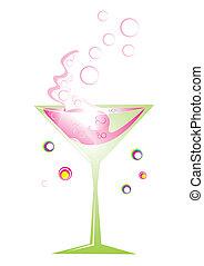 Retro-Cocktail