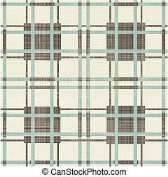 Retro geometrisches nahtloses Muster