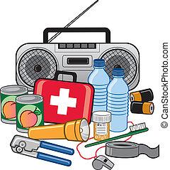 Rettungsausrüstung