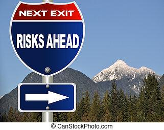 Risiken voraus