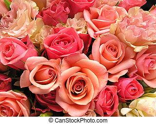 Romantisches Bouquet