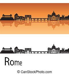 Roms Skyline.
