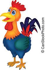 Rooster Cartoon