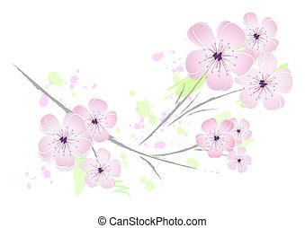 Rosa Blume - Blumendesign