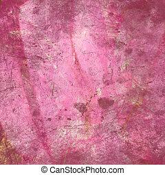 Rosa Grunge abstrakter Textur