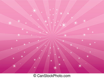 Rosafarbener Licht Hintergrund