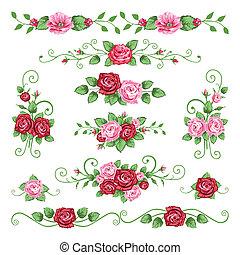 Rosensammlung