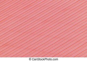 Rote Dachziegel mit nahtlosem Muster.