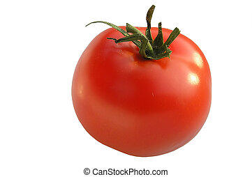 Rote Tomate