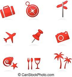Rote Tourismus-Ikonen