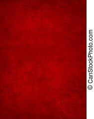 Roter Hintergrund abbrechen