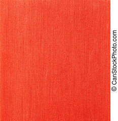 Roter Textil Hintergrund
