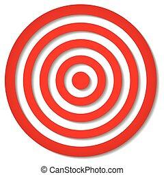 Rotes Ziel