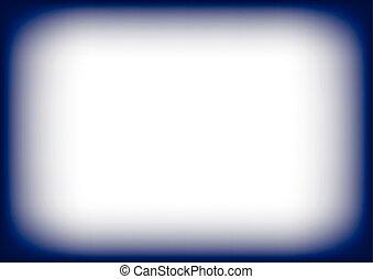 Royal Blue Unschärfe Kopierraum Hintergrund.