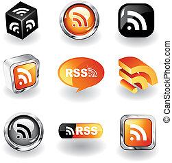 RSS Ikonen