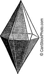 Ruby-Kristall-Kristall-Trikot-Griff