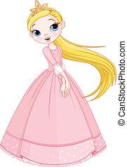 Süße Prinzessin