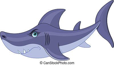 Süßer Hai
