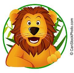 Süßer Löwe