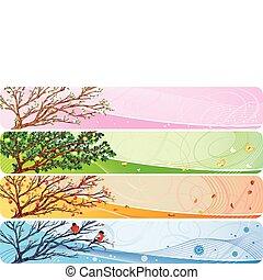 Saison-Banner