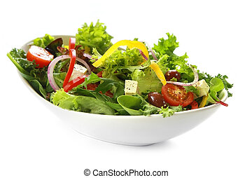 salat, griechischer