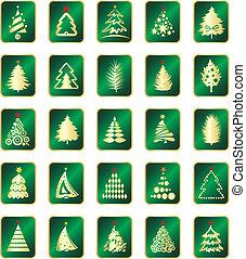 Sammlung von Tannenbaum