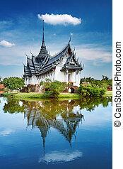 Sanphet prasat palast, thailand