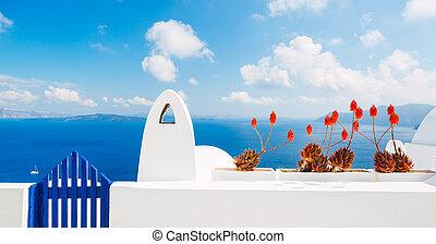 Santorini-Insel-Geece