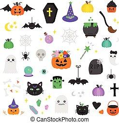 satz, halloween