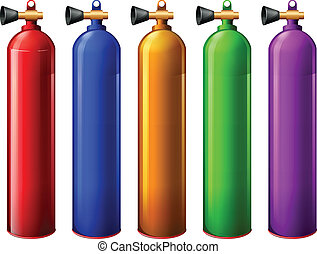 sauerstofftanks