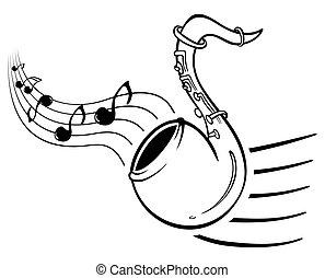 Sax-Musik